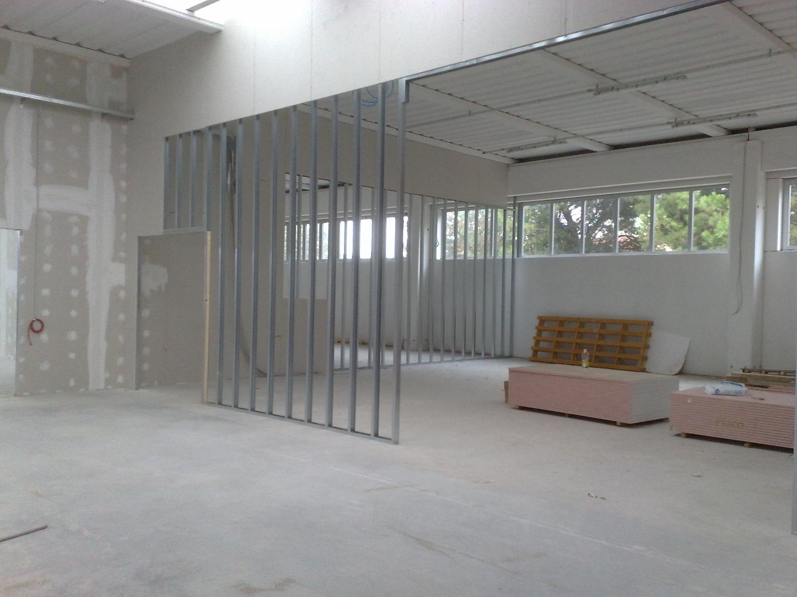 Bioedilizia catania pareti divisorie controsoffitti in cartongesso e gessofibra rivestimenti - Parete in cartongesso costo ...